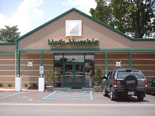 Haik Humble Eye Center Monroe Office