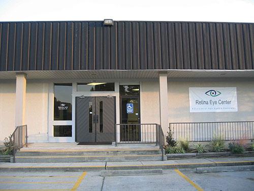 Haik Humble Eye Center Retina Center